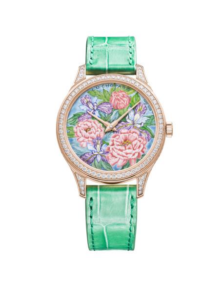 Часы L.U.C XP Esprit de Fleurier Peony 2020, Chopard