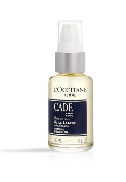 Смягчающее масло для бороды «Можжевельник», L'Occitane