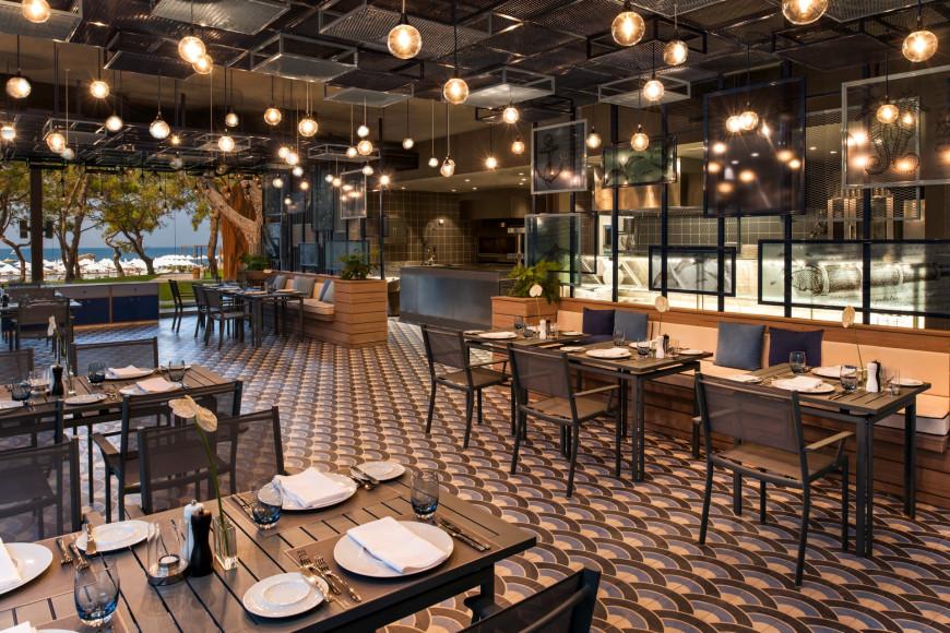 Ресторан Azure Fish