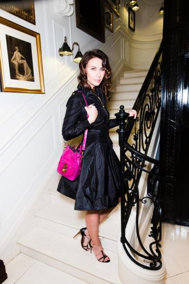 Даша Веледеева (главный редактор журнала Harper's Bazaar)