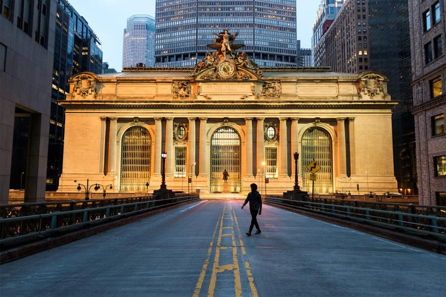 Центральный вокзал, Нью-Йорк, США