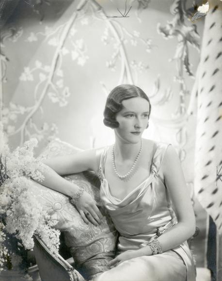 Леди Александра Меткалф, 1930