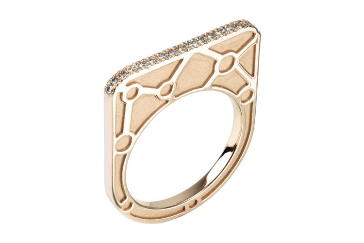 Кольцо «Геометрия», Epic Jewellery