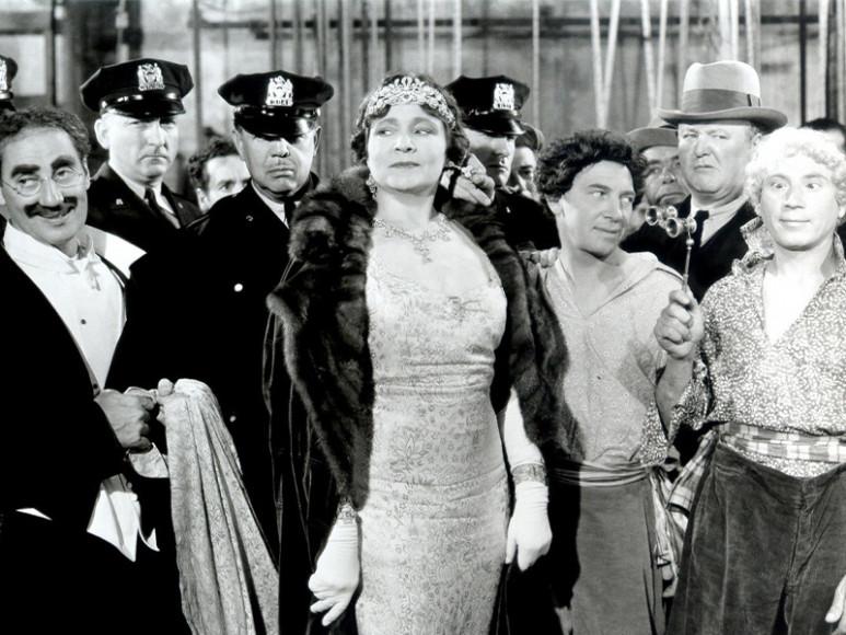 Кадр из фильма«Утиный суп»
