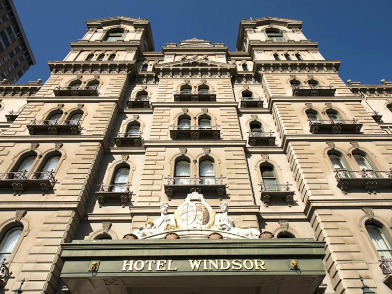 Отель Windsor