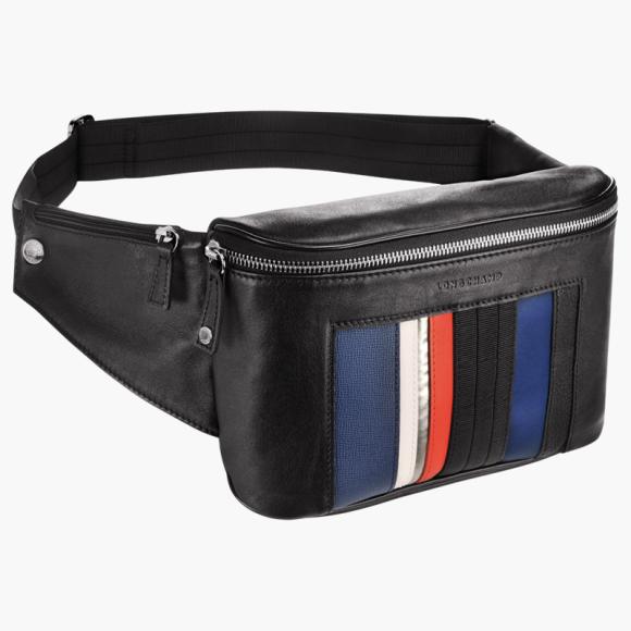 Поясная сумка Longchamp (ГУМ), 24 999 руб.