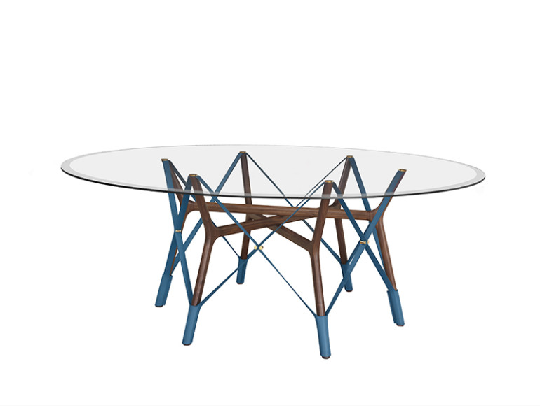 Стол Serpentine, Atelier Atelier Oï, Louis Vuitton