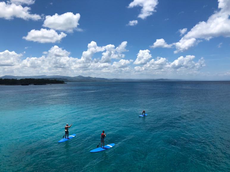 Занятия водными видами спорта (ANI Private Resort Dominican Republic)