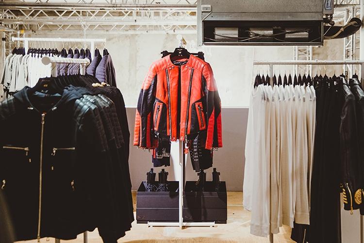 Коллекция Balmain x H&M