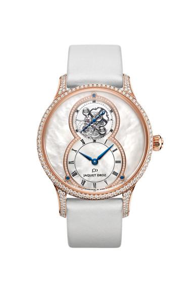 Часы Grande Seconde Tourbillon Mother of Pearl, Jaquet Droz