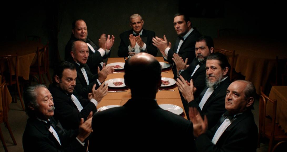 Кадр из фильма «Клуб каннибалов»