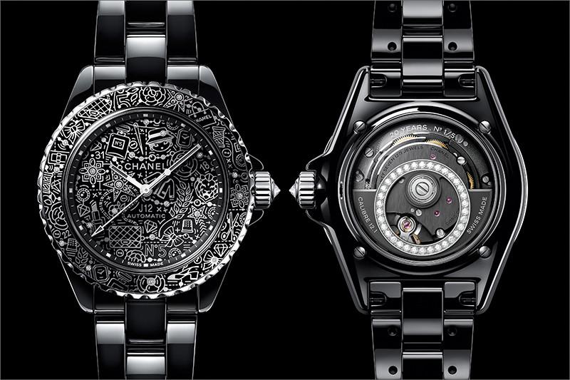 Часы Chanel J12-20