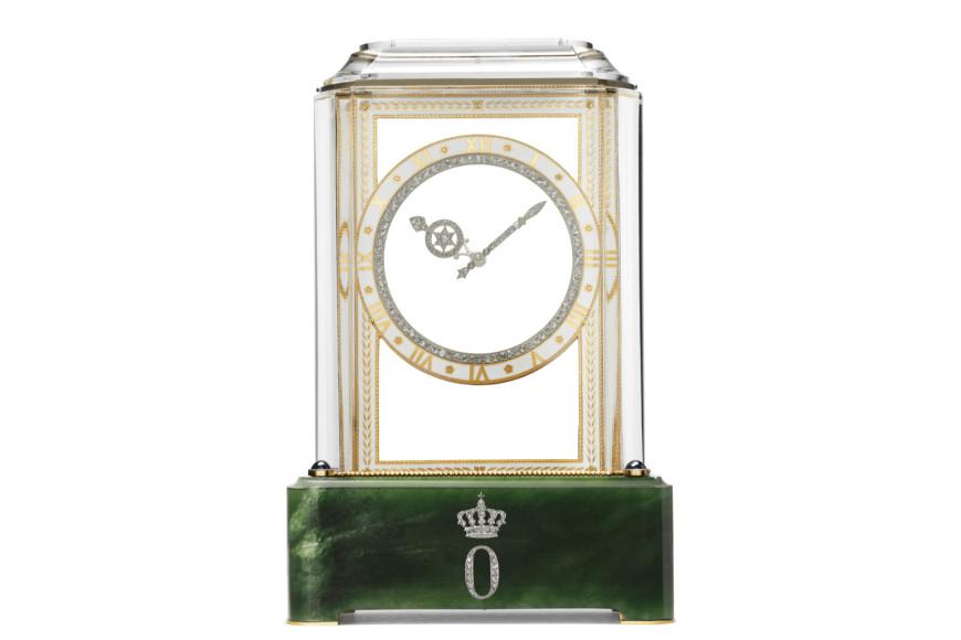 """""""Таинственные"""" часы """"Модель А"""", Cartier, Париж, 1918"""