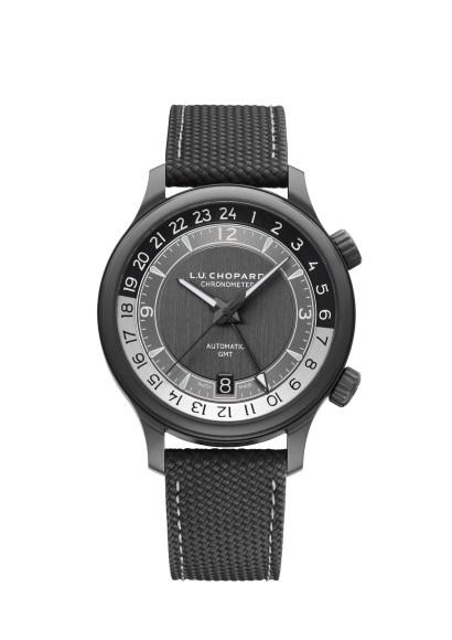 Часы L.U.C GMT One Black, Chopard