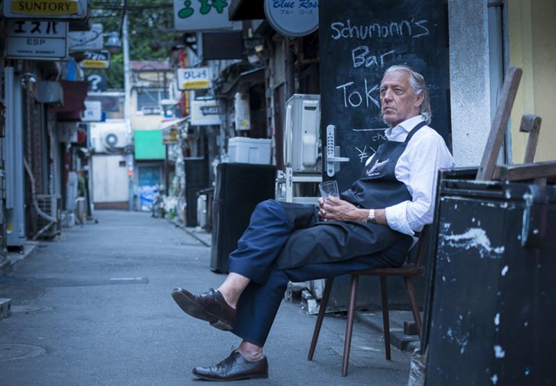 Кадр из фильма ф«Разговоры за баром с Шуманном»