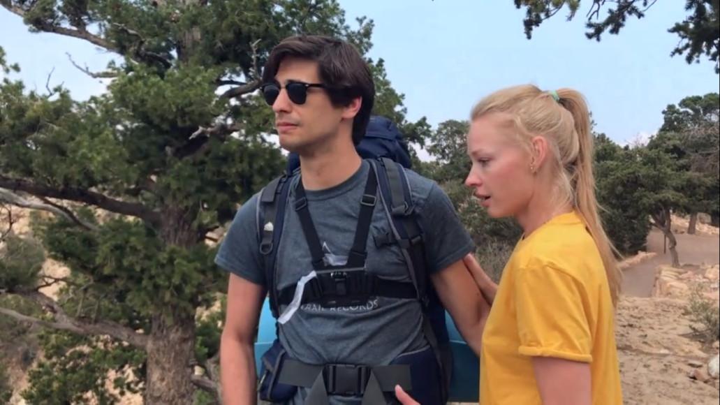 Кадр из фильма «Сбежавшие в Аризону»