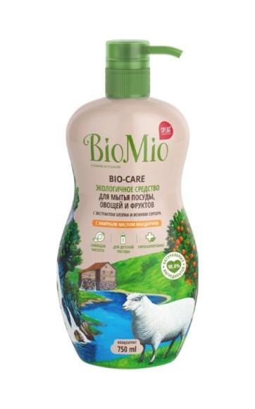 Средство для мытья посуды, Bio Mio