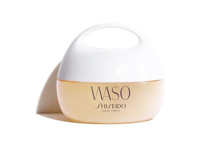 Обогащенный гига-увлажняющий крем WASO, Shiseido