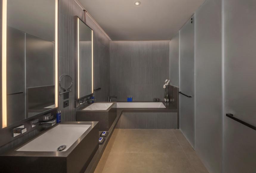 Ванная в апартаментах