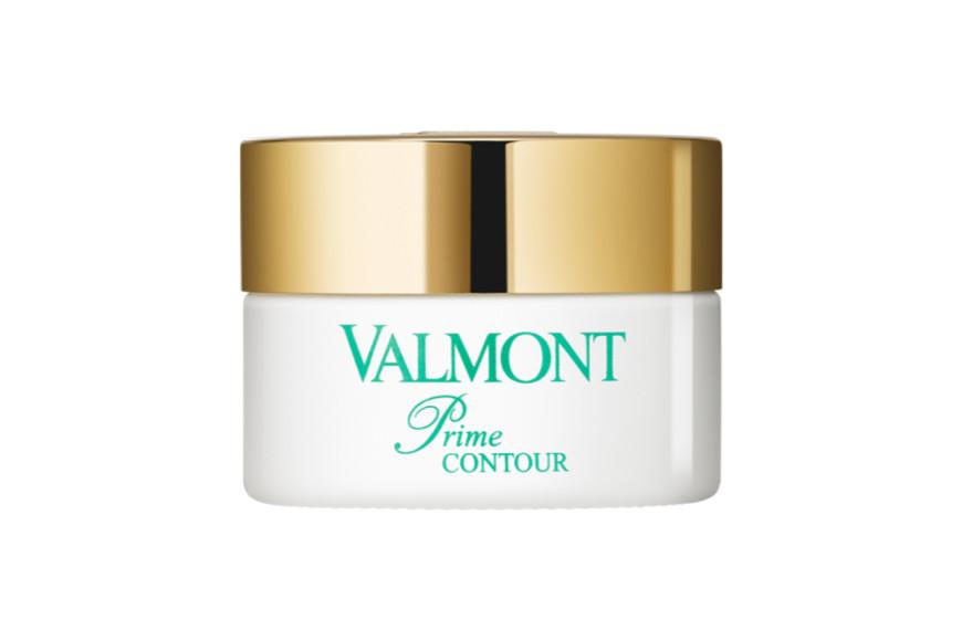 Корректирующий крем для контура глаз Prime Contour, Valmont благодаря тройной ДНК и РНК в липосомах, триглицеридам каприловой и каприновой кислот, а также коктейлю из пептидов увлажняет, удерживает влагу в клетках, а также питает кожу, обеспечивая ей мягкость