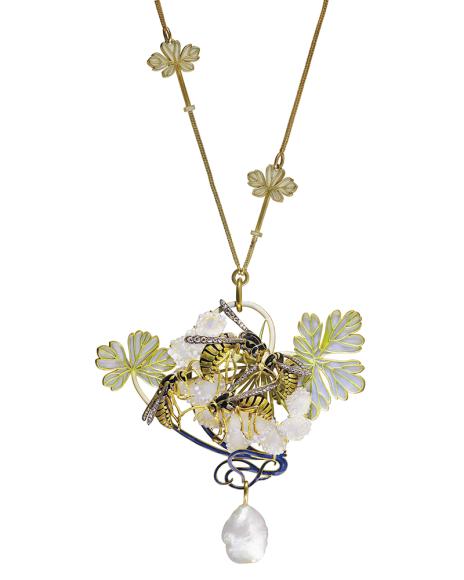 Подвеска Rene Lalique