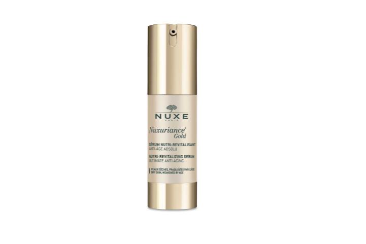 Укрепляющая антивозрастная сыворотка Nuxuriance Gold, Nuxe
