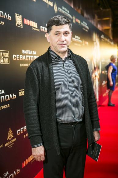 Сергей Пускепалис, актер