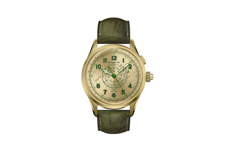 Часы 1858 Split Second Chronograph Limited Edition 18, Montblanc