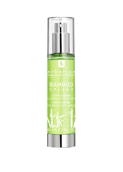 Увлажняющий гель-спрей с маслом карите Bamboo Splash, Erborian