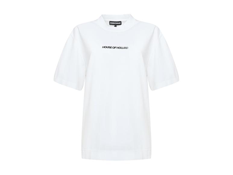 Женская футболка House of Holland, 6900 руб. с учетом скидки (ГУМ, «Секция»)