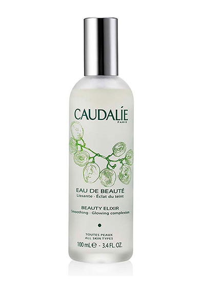 Увлажняющая, успокаивающая дымка для лица с эфирными маслами Eau de Beaute, Caudalie