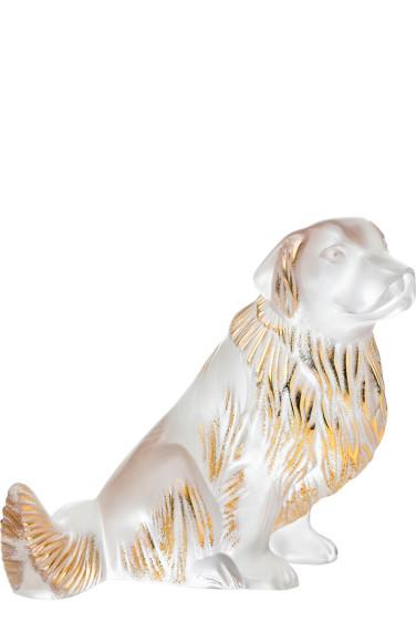 Статуэтка Ретривер Lalique