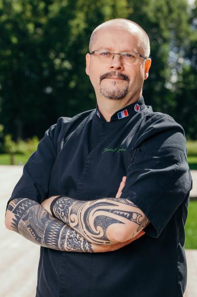 Даниэль Эгрето, шеф-повар «Вилла Плес»