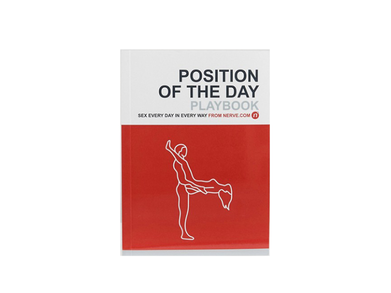 Книга «Position of the Day», 790 руб. (asos.ru)
