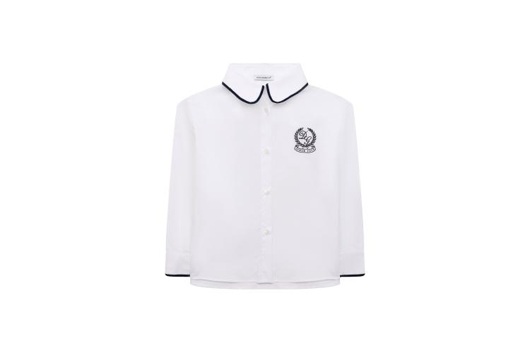 Хлопковая блузка Dolce & Gabbana, 19950 руб. (ЦУМ)
