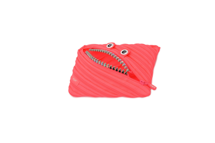 Пенал-сумочка Zipit Grillz Jumbo Pouch, 799 руб. («Детский мир»)