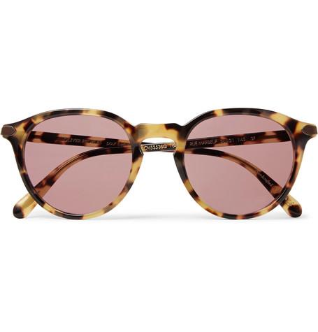 Солнцезащитные очки Berluti+Oliver Peoples Rue Marbeuf