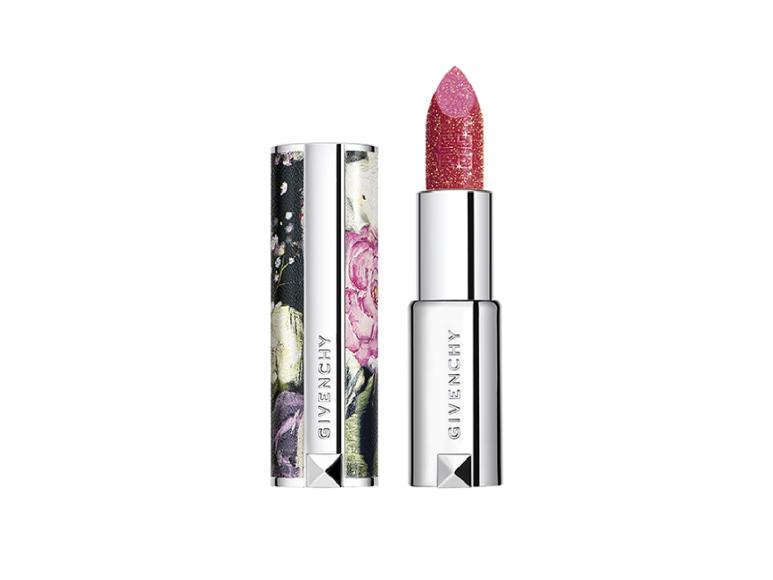 Губная помада Le Rouge, Gardens Edition, оттенок 01 Sparkling Peony, Givenchy, 2970 руб. («Рив Гош»)