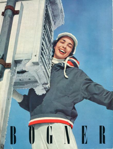 Каталог Bogner, осень-зима 1954—1955