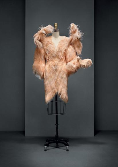 Ирис ван Херпен, платье haute couture, осень-зима 2013-2014