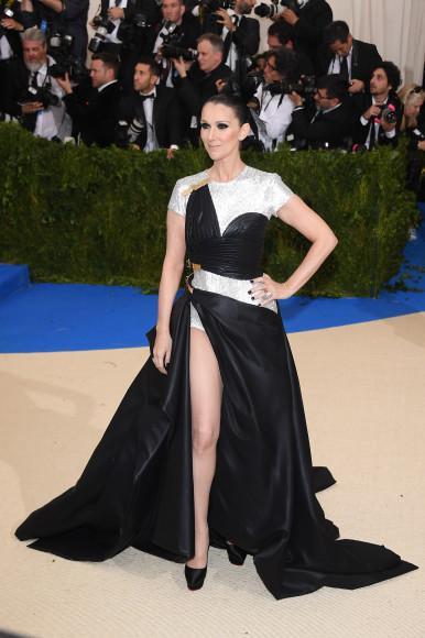 Селин Дион в Atelier Versace