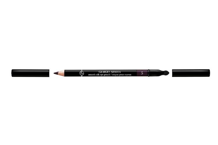 Карандаш для глаз Smooth Silk Eye Pencil, оттенок 5 Mauve, Giorgio Armani