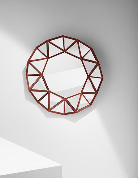 Diamond Mirror by Marcel Wanders