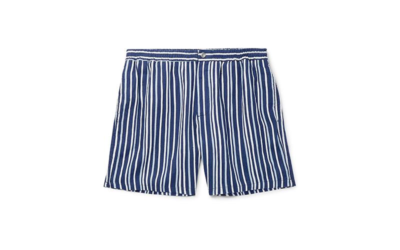 Мужские шорты Tod's, 26 500 руб. (yoox.com)