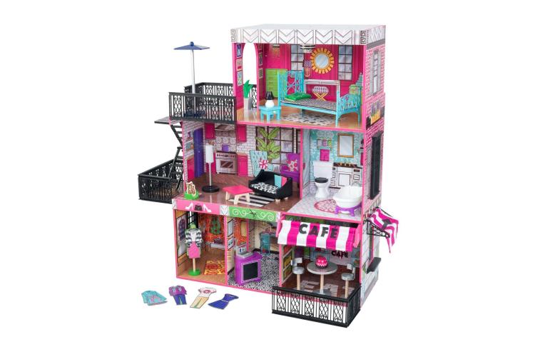 Домик для куклы KidKraft «Бруклинский лофт», 37 995 руб. (Ozon)