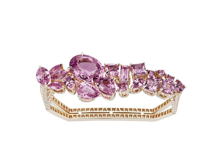 Двойное кольцо Gem Dior, Dior Haute Joaillerie
