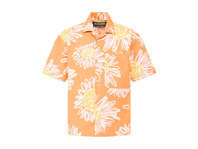 Мужская рубашка Jacquemus, 27 150 руб. (tsum.ru)