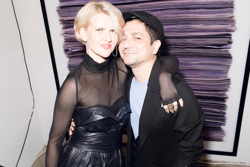 Полина Киценко и Алексей Боков