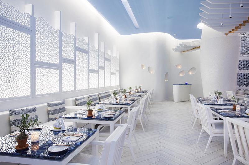 Ресторан Atlantikos