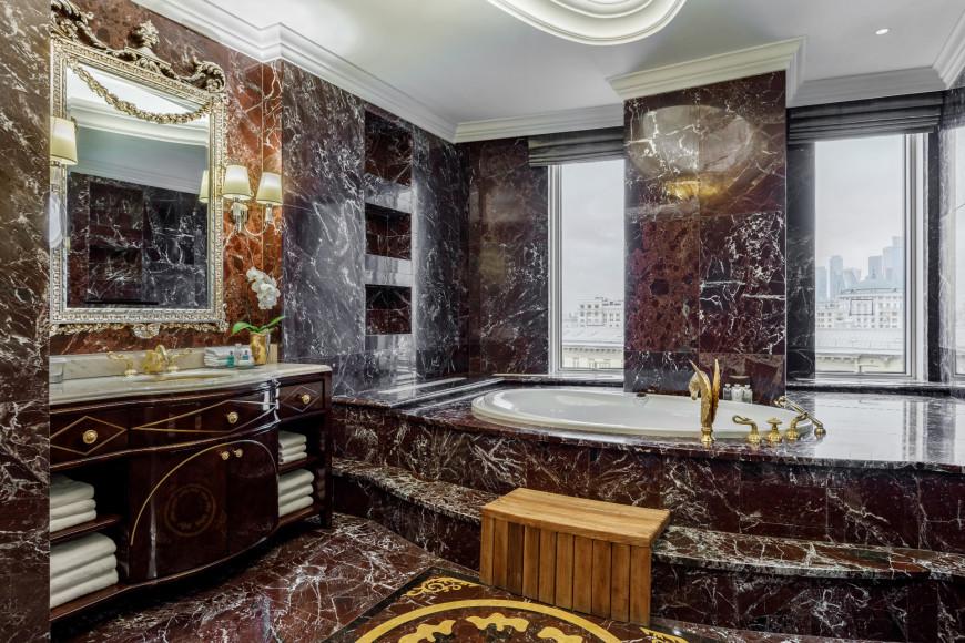 Ванна в Президентском люксе